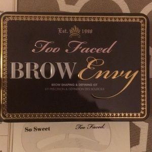Too Faced Brow Envey